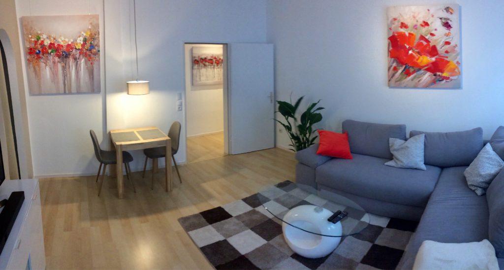 2 5 zimmer apartment 4 sterne cityapartments braunschweig for 2 zimmer wohnung braunschweig